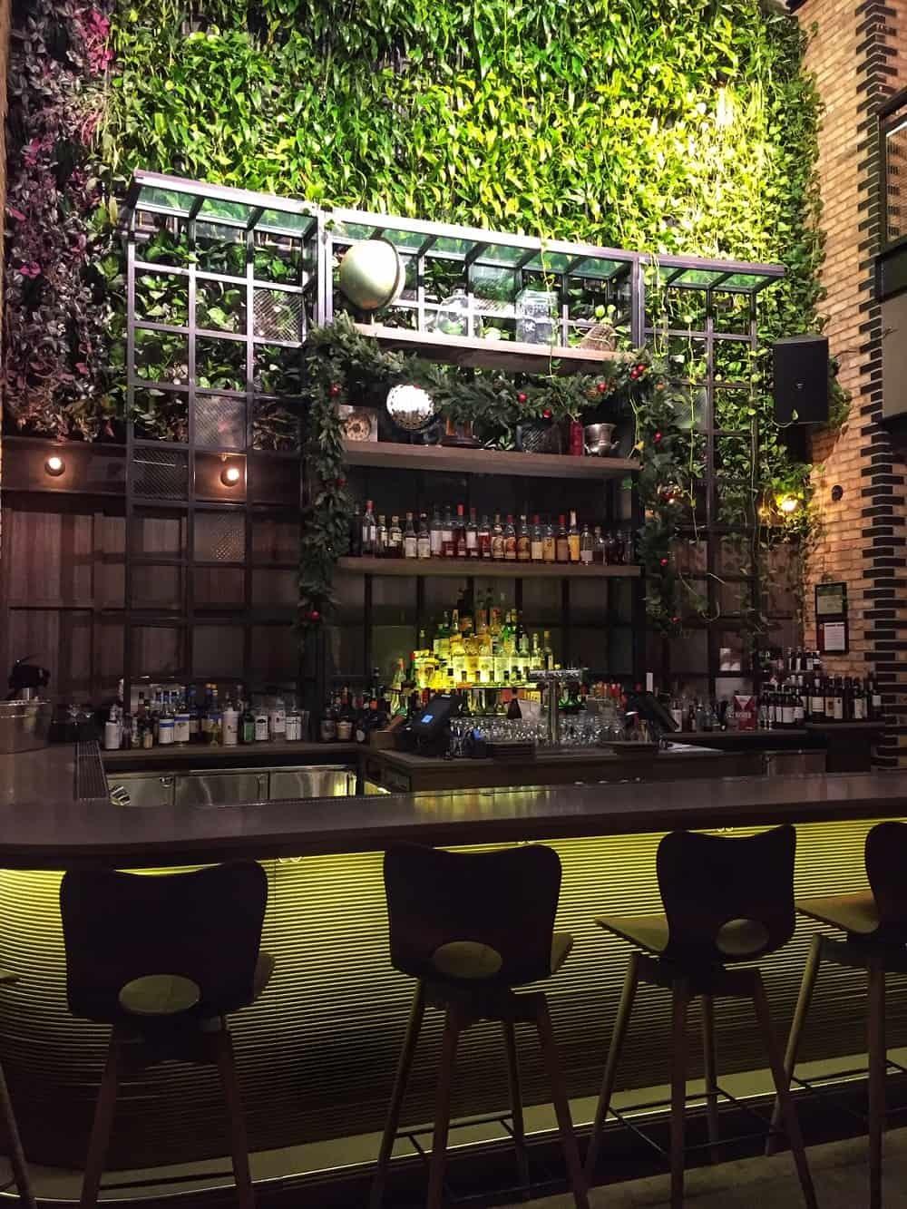 Thompson Chicago Hotel bar