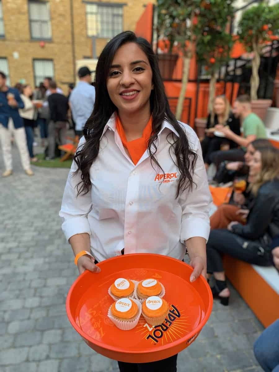 Aperol's 100th birthday party