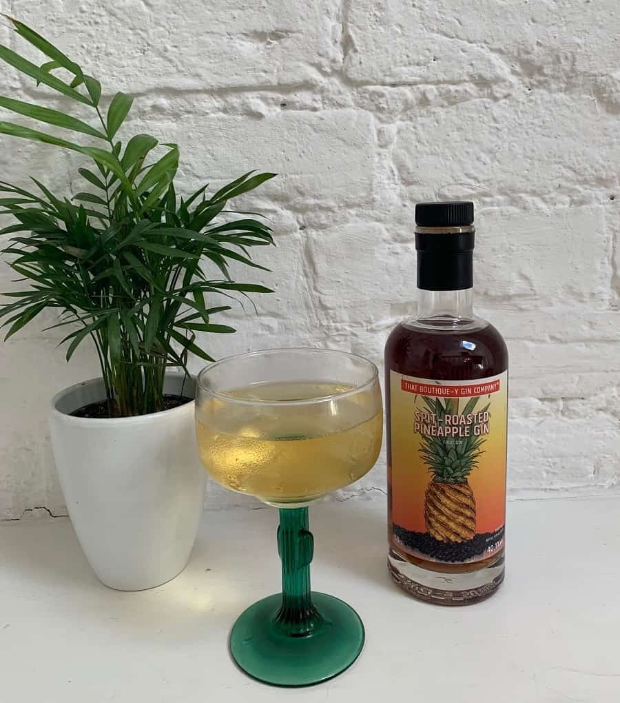 That Boutique-y Gin Company Pineapple gin