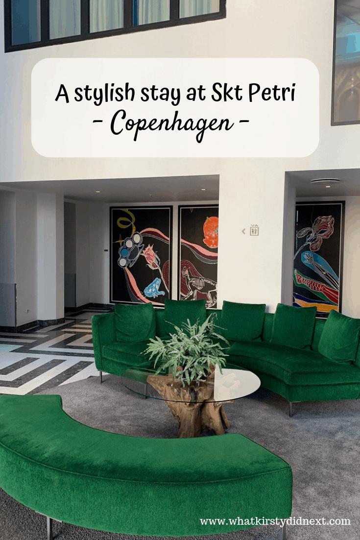 Style and luxury at Skt Petri Copenhagen