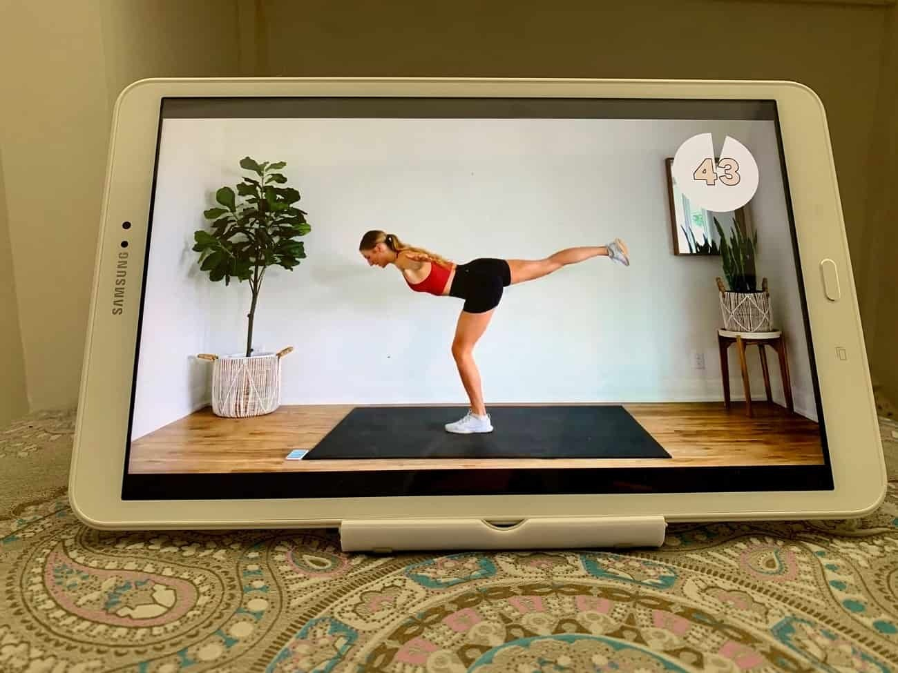 Low impact Hiit workout by MadFit