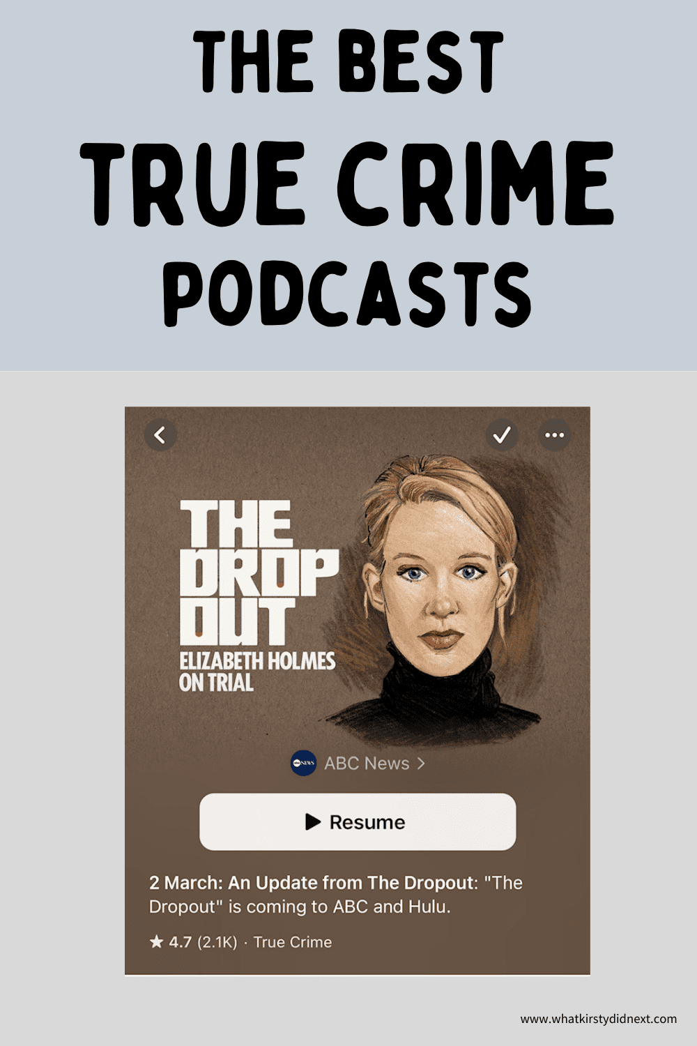 11 of the best true crime podcasts