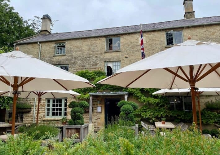 The Wild rabbit Cotswolds