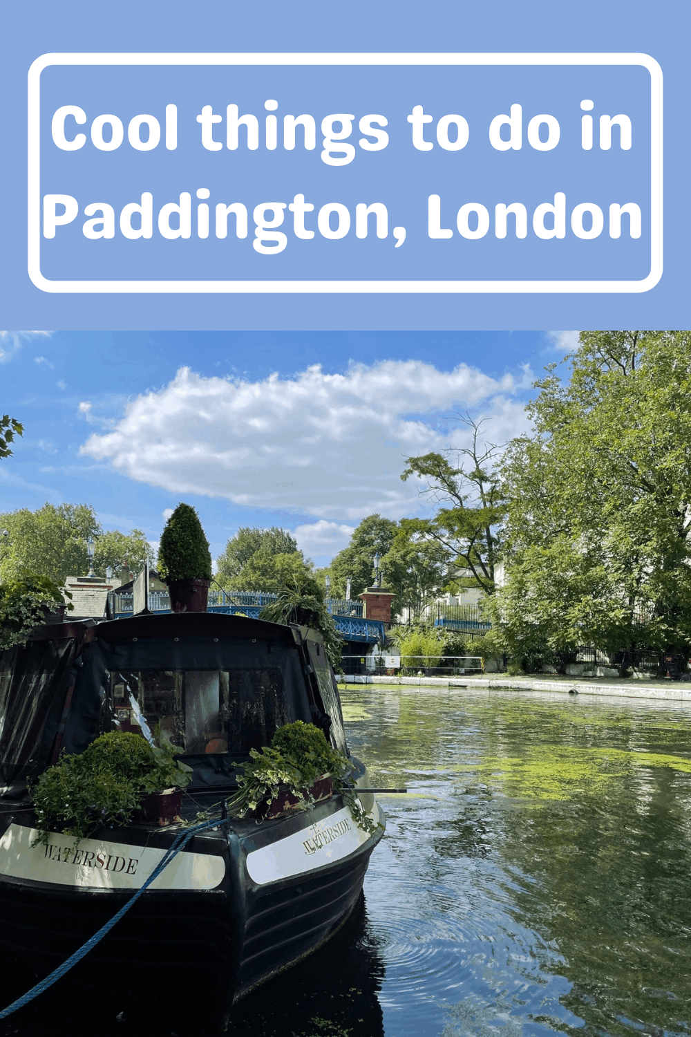 Cool things to do in Paddington, London