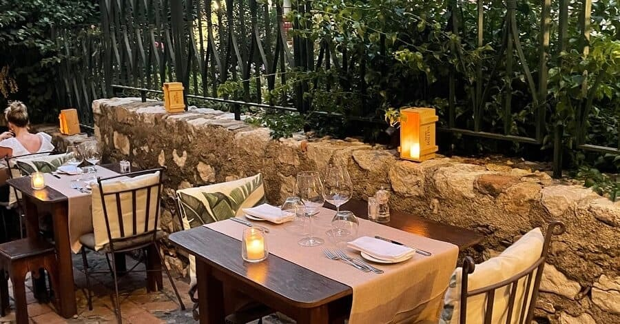 Osteria RossoDiVino in Taormina